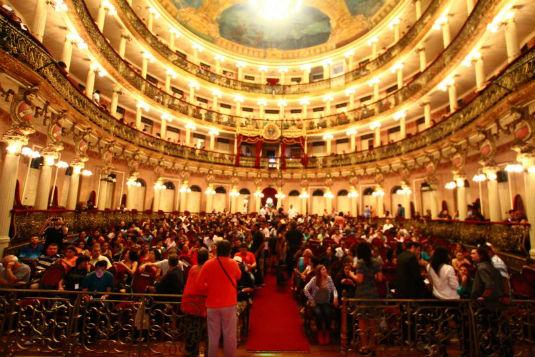 Amazon Theatre View
