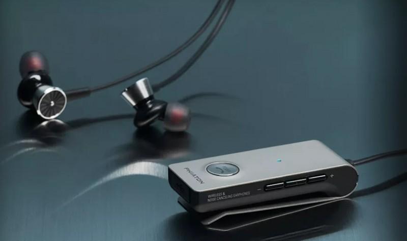 Phiaton BT 220 NC Noise Cancelling Wireless Headphones