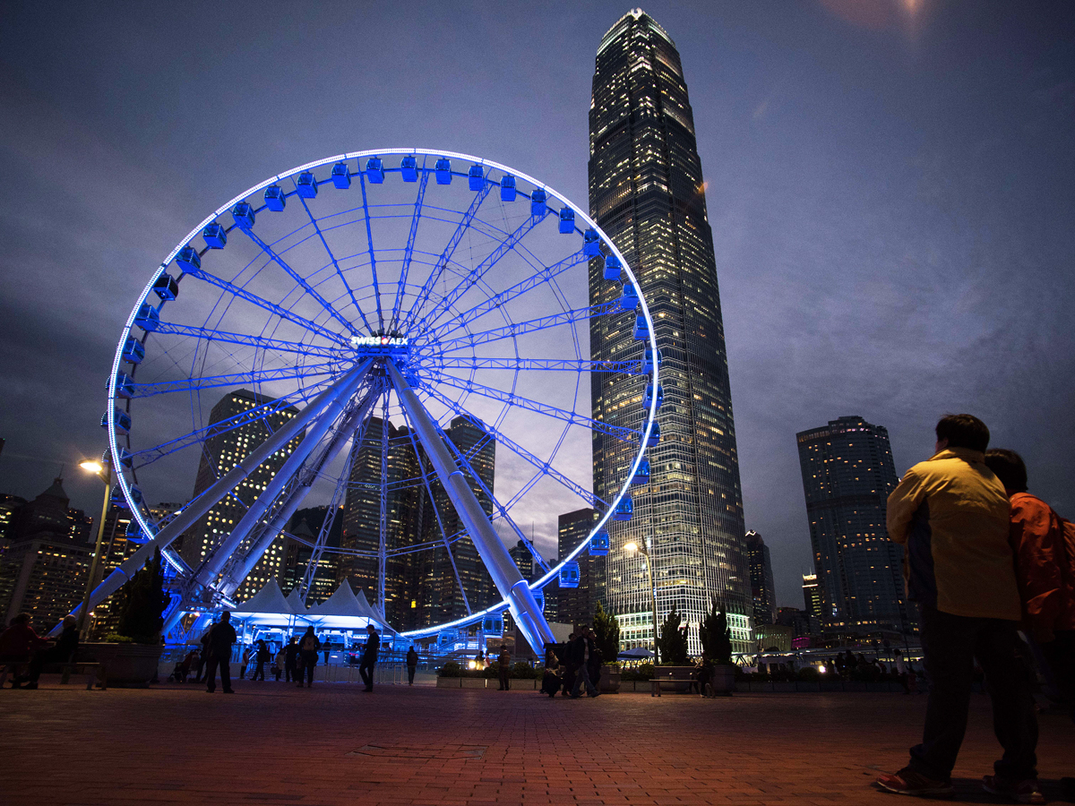 Hong Kong Wheel