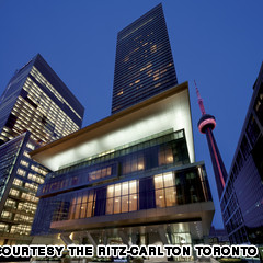Hotel - Ritz-Carlton Toronto