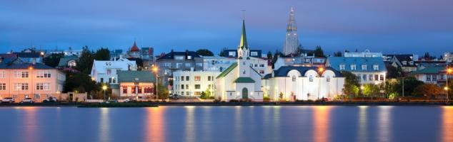 Visit Reykjavík, a city of history