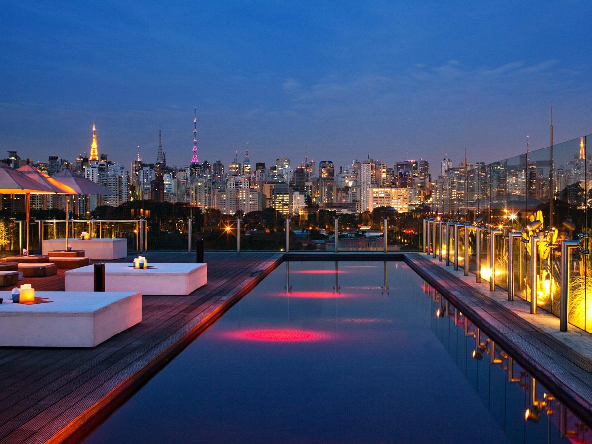 Skye Bar & Restaurant (Sao Paulo, Brazil)
