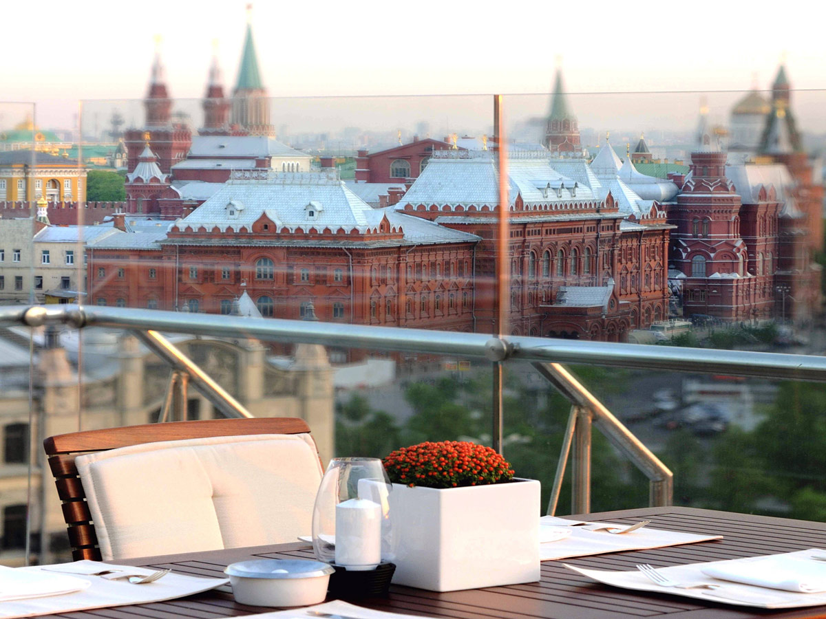 Conservatory Lounge & Bar (Moscow)