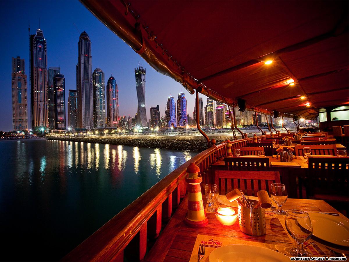 Dubai eateries