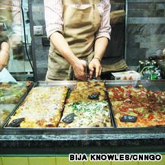 Pizzarium rome