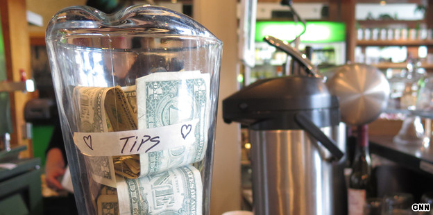 Tipping in United States