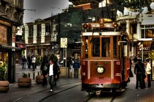 Istanbul Istiklal Street