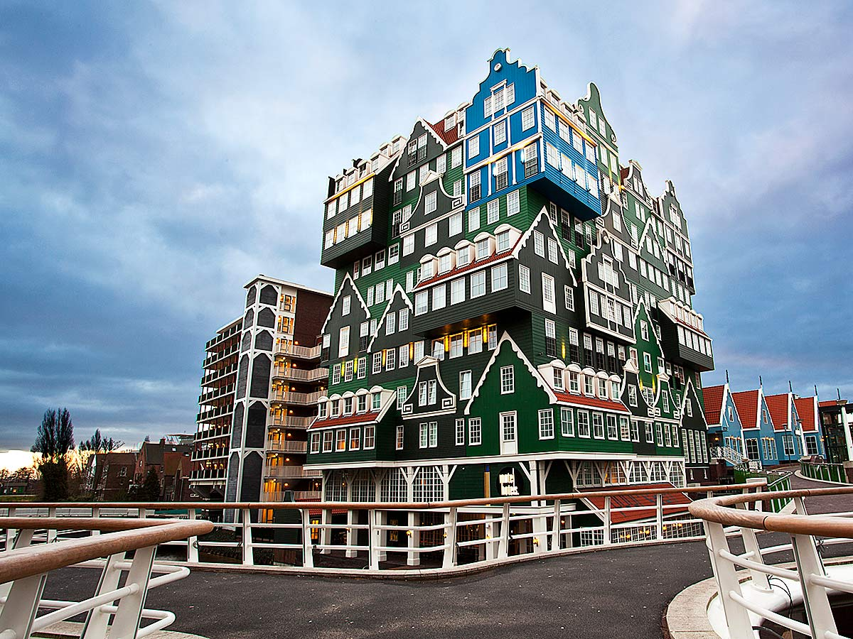 12 most quirky hotels in the world