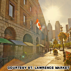 Attractions - St. Lawrence Market