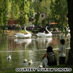 Attractions - Toronto Islands