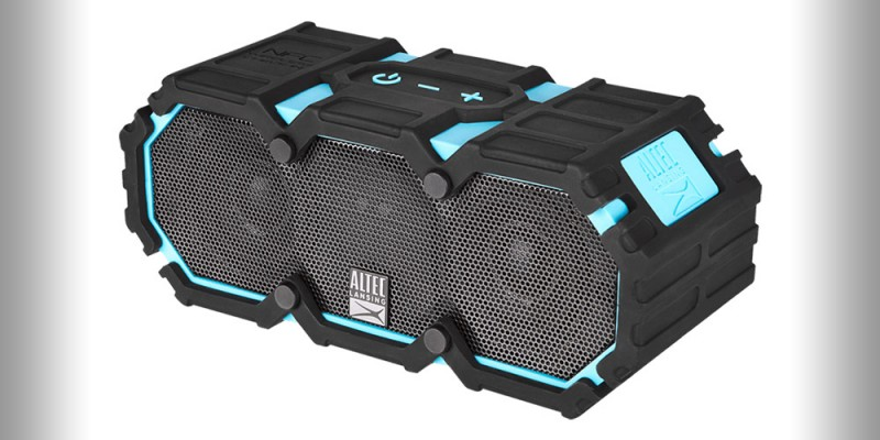 Altec Lansing LifeJacket 2 Wireless Bluetooth Speaker