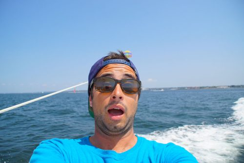 Andrew from Island Style Parasail
