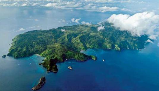 Little Coco Island
