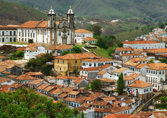 Minas Gerais in Ouro Preto