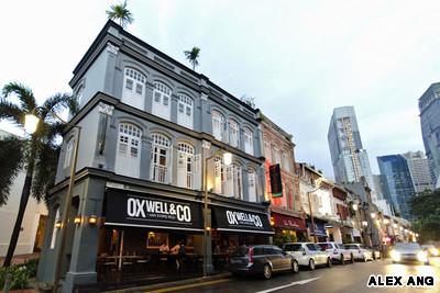 8. Oxwell & Co.