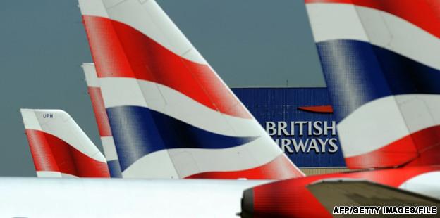 British Airways stowaway