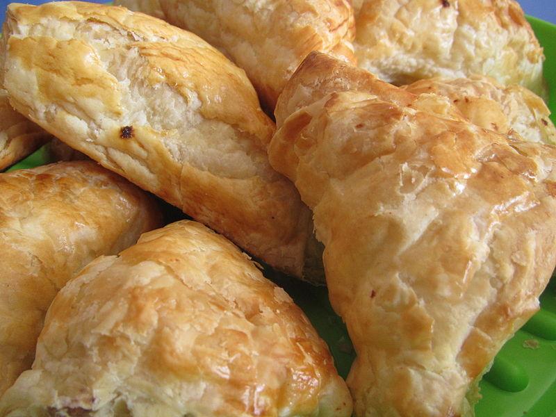 Travel Street Food: Fried Pirozhki