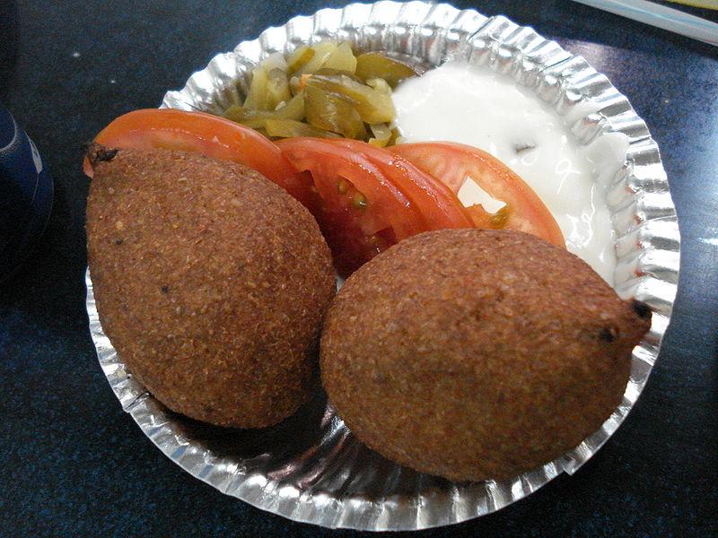 Travel Street Food: Kibbeh