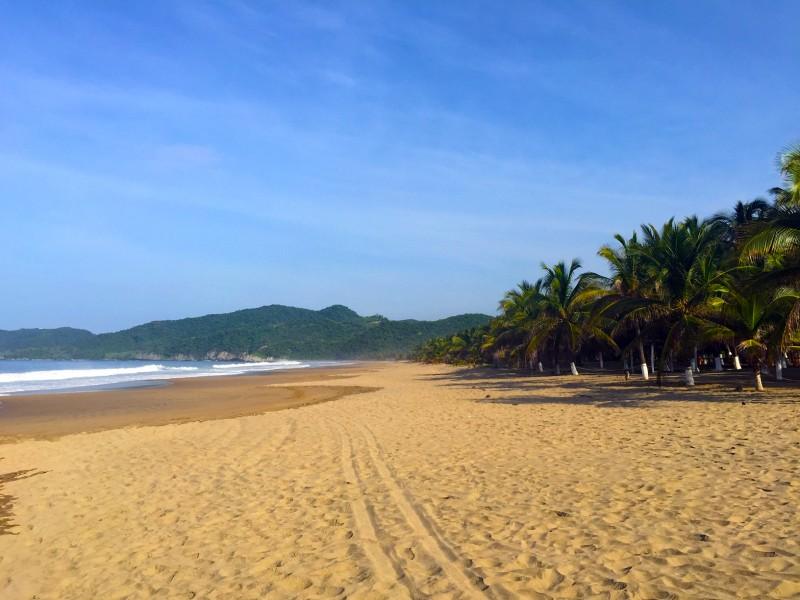 Playa Larga, Mexico