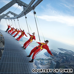 Attractions - CN Tower