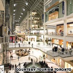 Shopping - Eaton Centre