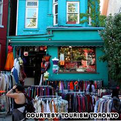 Shopping - Kensington Market