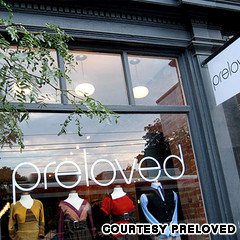 Shopping - Queen West - Preloved