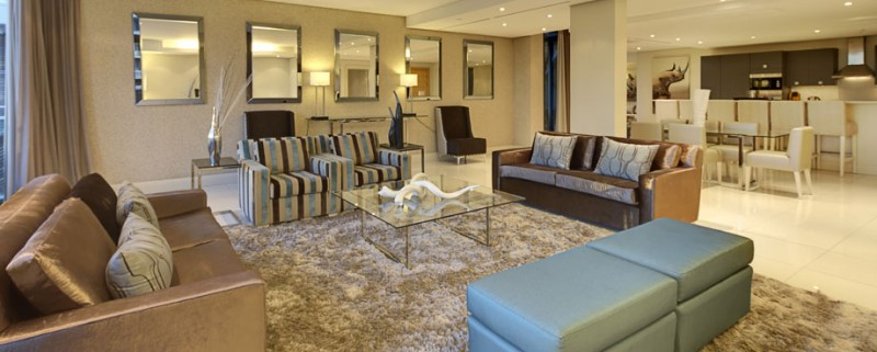 Lawhill Luxury Apartments in Downtown Cape Town (interior)