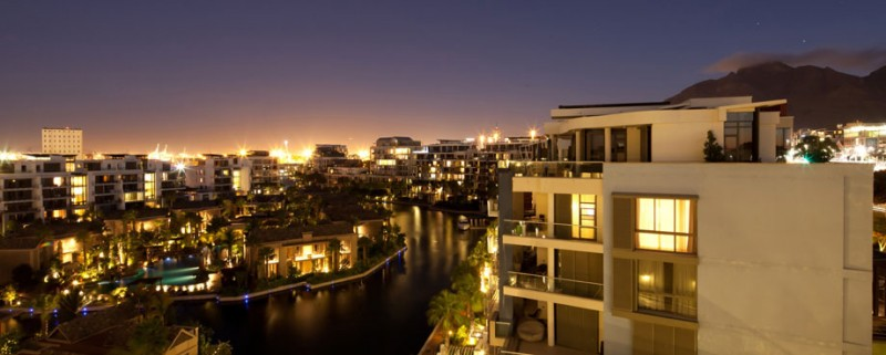 Waterview at Lawhill Luxury Apartments, Cape Town, South Africa