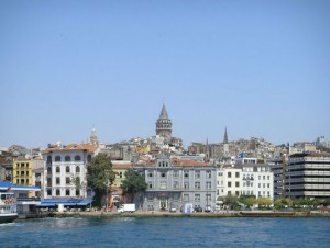 Pera at Galata Genoese