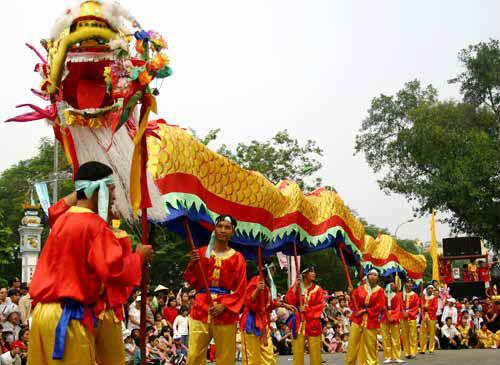 Vietnam Tet Festival