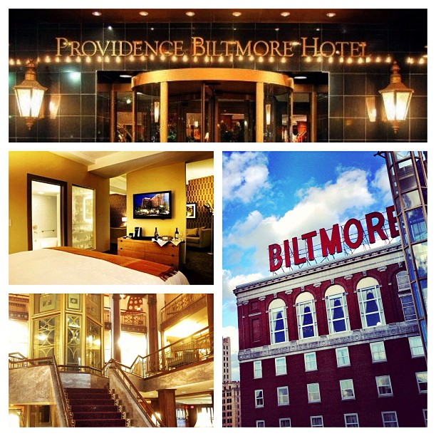 The Biltmore Hotel (Providence, Rhode Island)