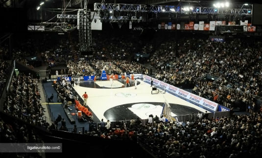 Basketball Competitions at Luna Park