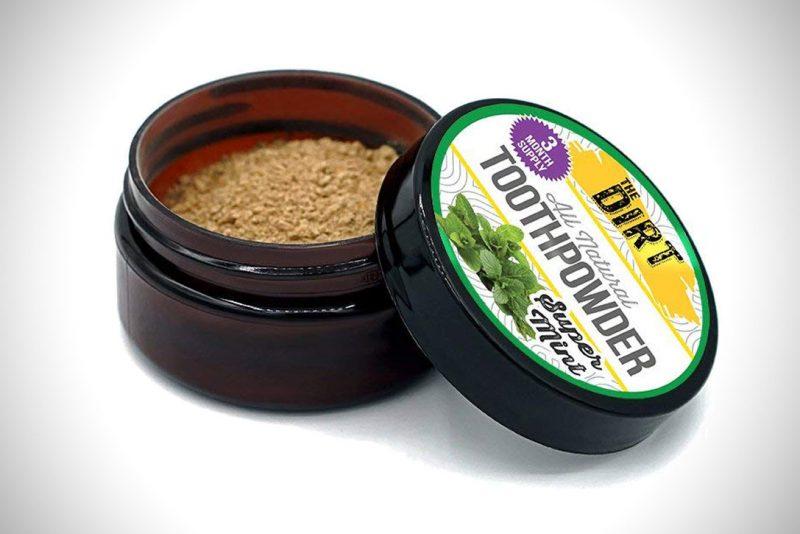 The Dirt Tooth Powder (Super Mint)