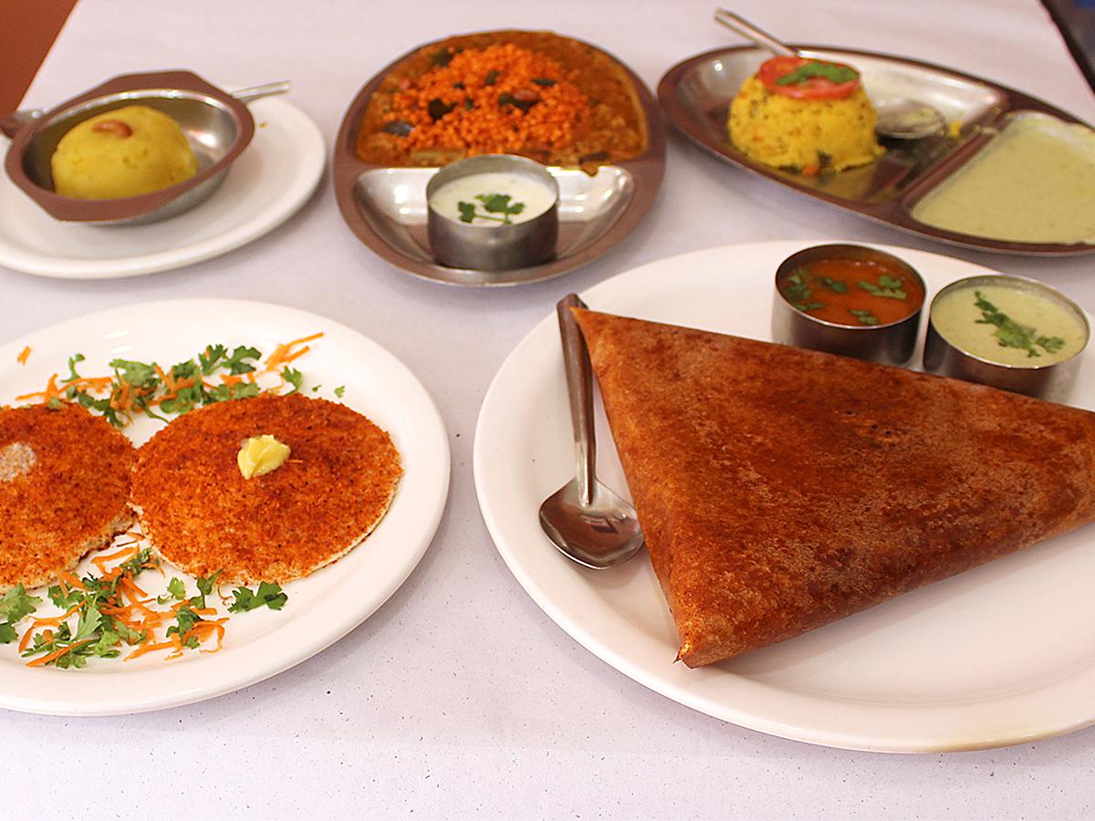 Bengaluru darshini: Vasudev Adiga's
