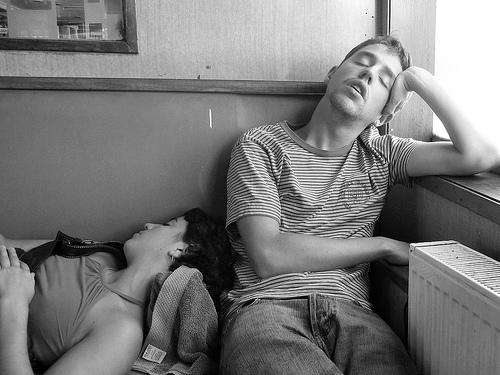Sleeping Travelers, Istanbul