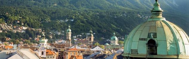 Innsbruck – The capital of the Alps