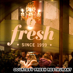 Dining - Fresh