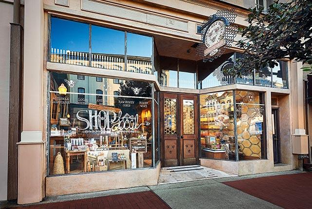 Savannah Bee Company (Broughton Street, Savannah GA)