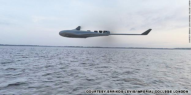future plane: seaplanes