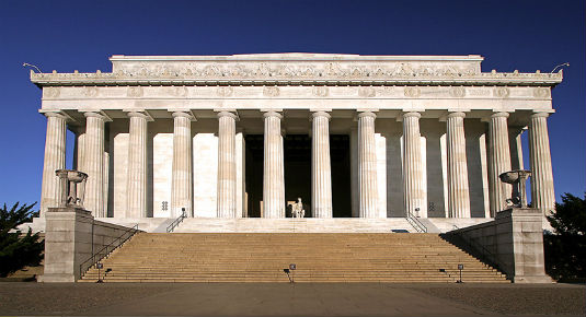 Lincoln Memorial Structures