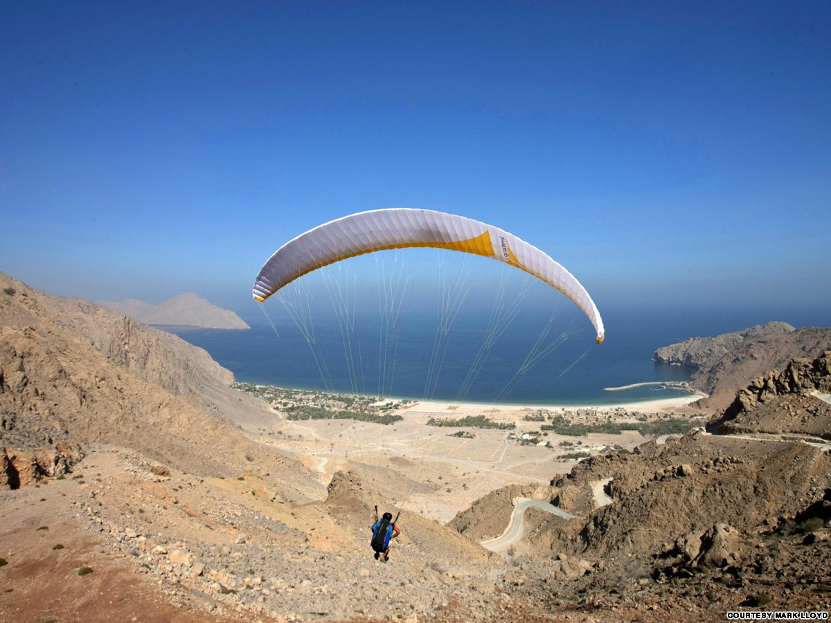 Dubai great escapes