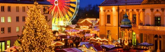 Christmas markets across Europe