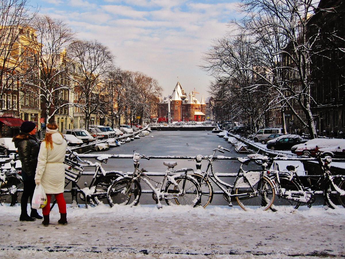 iReport: Amsterdam