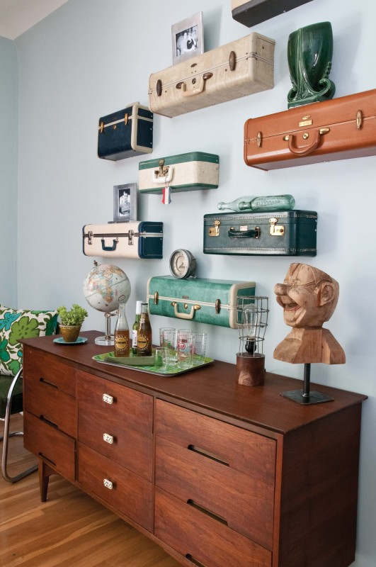 Clever TravelInspired Home Decor Ideas From A Design Pro Trip - Best travel inspired home decor ideas