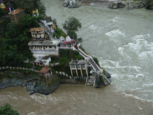 Bhagirathi River View