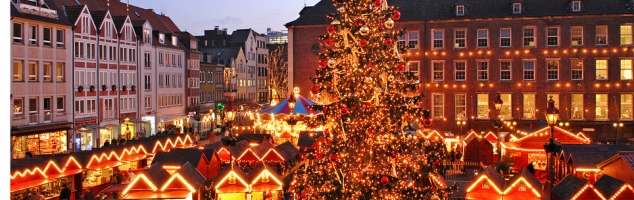 Düsseldorf – enter the Christmas fairy-tale!
