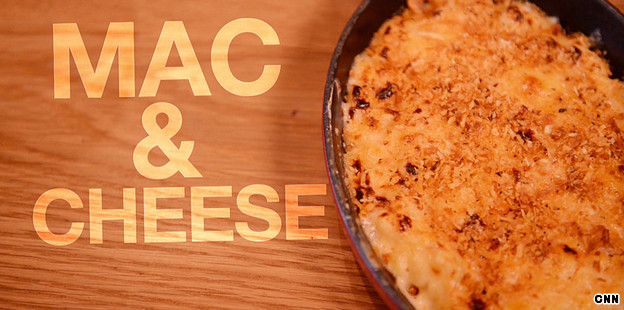 Tom Aikens Mac & Cheese