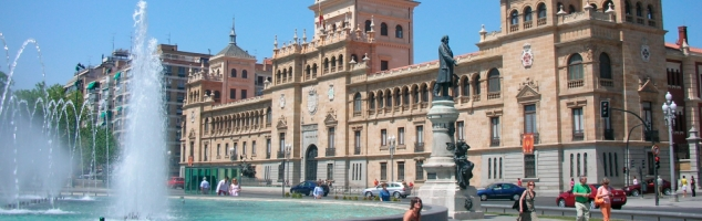 Taste for something Spanish? Welcome to Valladolid!