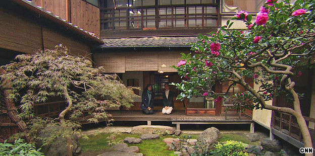 Making 'a bed for an eel': Saving Kyoto's beautiful homes